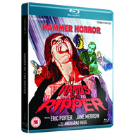 Hands Of The Ripper (UK-import) (BLU-RAY)