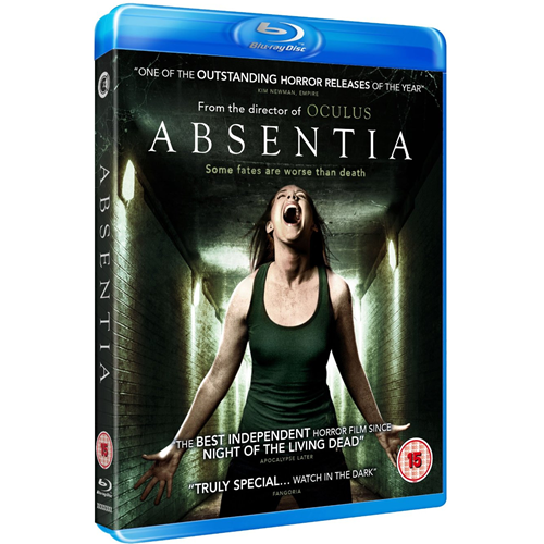Absentia (UK-import) (BLU-RAY)