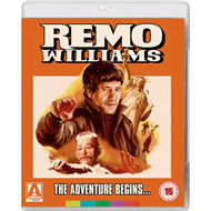Remo Williams - The Adventure Begins ... (UK-import) (BLU-RAY)