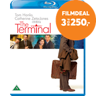 Produktbilde for Terminalen (BLU-RAY)
