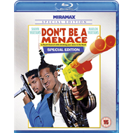 Don't Be A Menace To South Central While Drinking Your Juice In The Hood (UK-import) (BLU-RAY)