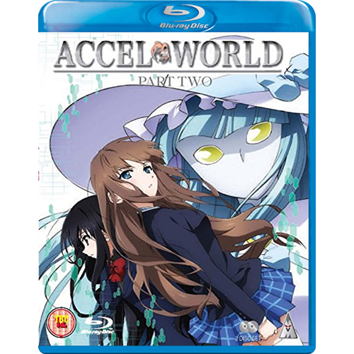 Accel World - Part Two (UK-import) (BLU-RAY)