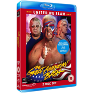 WWE: United We Slam - The Best Of Great American Bash (UK-import) (BLU-RAY)