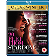 20 Feet From Stardom (UK-import) (BLU-RAY)