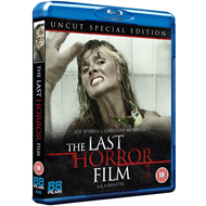 The Last Horror Film - Uncut Special Edition (UK-import) (BLU-RAY)