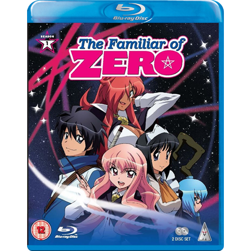 The Familiar Of Zero - Sesong 1 (UK-import) (BLU-RAY)