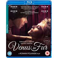 Venus In Fur (UK-import) (BLU-RAY)
