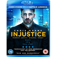 Injustice (UK-import) (BLU-RAY)