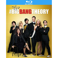 The Big Bang Theory - Sesong 7 (UK-import) (BLU-RAY)