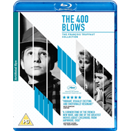 The 400 Blows (UK-import) (BLU-RAY)