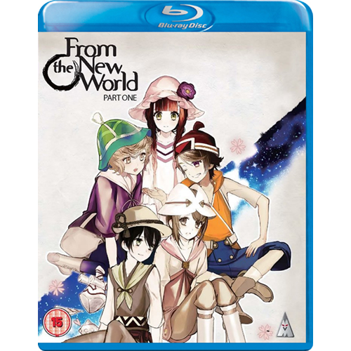 From The New World - Part 1 (UK-import) (BLU-RAY)