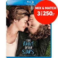 Produktbilde for The Fault In Our Stars - Extended Edtion (BLU-RAY)