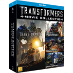 Transformers 1 - 4 Collection (BLU-RAY)