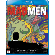 Mad Men - Sesong 7 Del 1 (BLU-RAY)