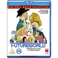 Futureworld (UK-import) (BLU-RAY)