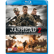 Jarhead 2: Field Of Fire (UK-import) (BLU-RAY)