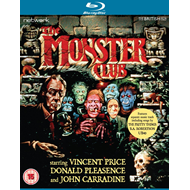 The Monster Club (UK-import) (BLU-RAY)