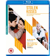 Stolen Kisses (UK-import) (BLU-RAY)