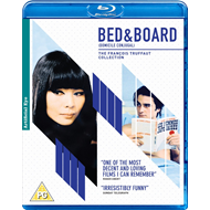 Bed And Board (UK-import) (BLU-RAY)