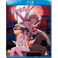 Nekomonogatari Black (UK-import) (BLU-RAY)