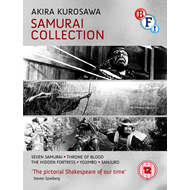 Kurosawa: The Samurai Collection (UK-import) (BLU-RAY)