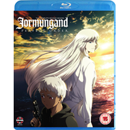 Jormungand - The Complete Second Season (UK-import) (BLU-RAY)