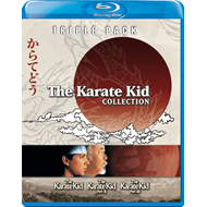 The Karate Kid Collection (BLU-RAY)