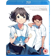 Robotics Notes 1 (UK-import) (BLU-RAY)