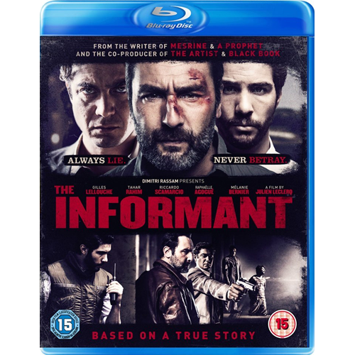 The Informant (UK-import) (BLU-RAY)