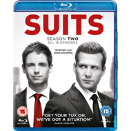 Suits - Sesong 2 (BLU-RAY)