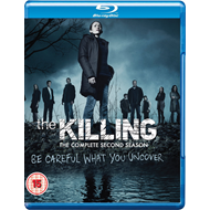 The Killing - Sesong 2 (UK-import) (BLU-RAY)