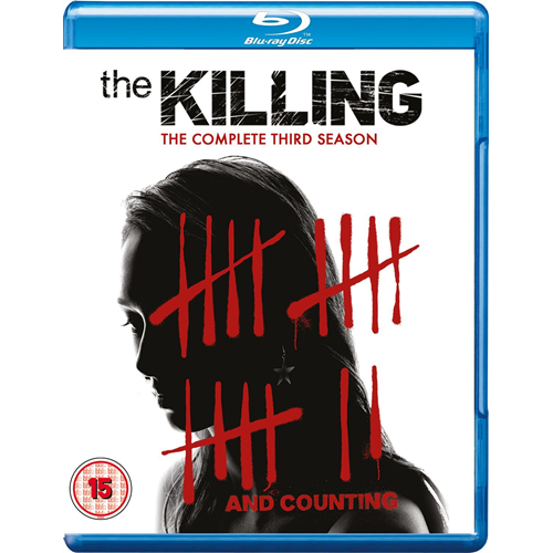 The Killing - Sesong 3 (UK-import) (BLU-RAY)