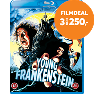 Produktbilde for Young Frankenstein (BLU-RAY)