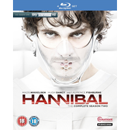 Hannibal - Sesong 2 (UK-import) (BLU-RAY)