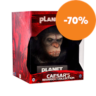 Produktbilde for Planet Of The Apes - Caesar's Warrior Collection (BLU-RAY)