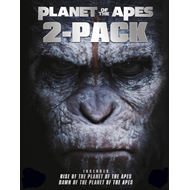 Rise To The Dawn Of The Planet Of The Apes (BLU-RAY)