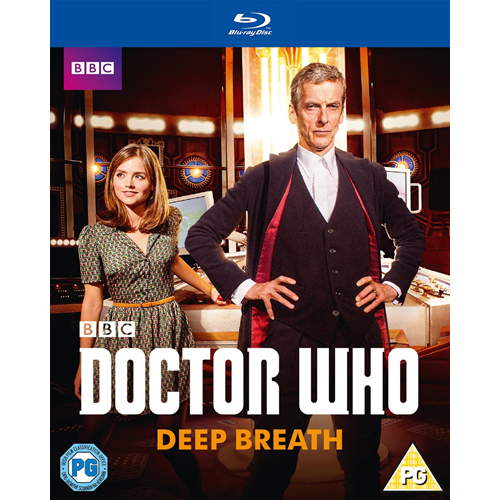 Doctor Who - Deep Breath (UK-import) (BLU-RAY)