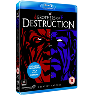 WWE: Brothers Of Destruction (UK-import) (BLU-RAY)