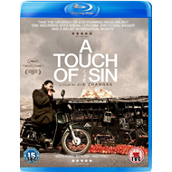 A Touch Of Sin (UK-import) (BLU-RAY)