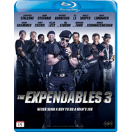 The Expendables 3 - Extended Cut (BLU-RAY)