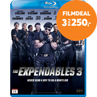 Produktbilde for The Expendables 3 - Extended Cut (BLU-RAY)