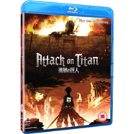 Attack On Titan - Part 1 (UK-import) (BLU-RAY)