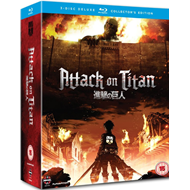 Attack On Titan - Part 1 - Collector's Edition (UK-import) (BLU-RAY)
