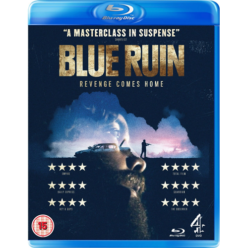 Blue Ruin (UK-import) (BLU-RAY)