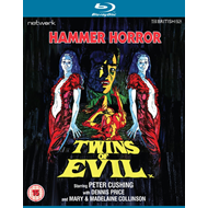 Twins Of Evil (UK-import) (BLU-RAY)