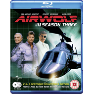 Airwolf - Sesong 3 (UK-import) (BLU-RAY)