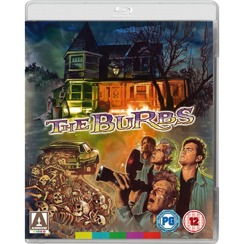 The Burbs (UK-import) (BLU-RAY)