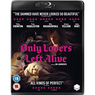 Only Lovers Left Alive (UK-import) (BLU-RAY)