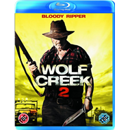 Wolf Creek 2 (UK-import) (BLU-RAY)