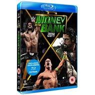 WWE: Money In The Bank 2014 (UK-import) (BLU-RAY)